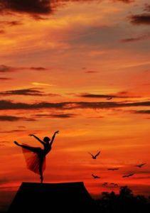 Rooftop Ballet