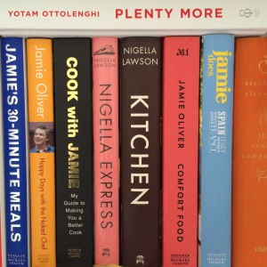 Cookbooks...the joyous combination of words and food.