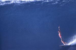 Shaun Thompson...surfer, father, environmentalist, actor, author, businessman, legend.