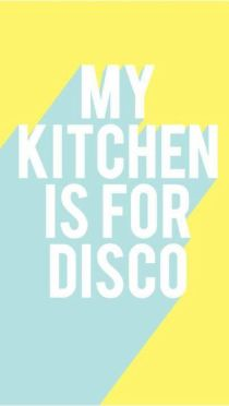 Disco kitchen