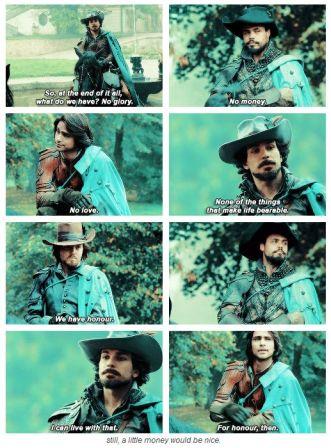 Athos & Honour