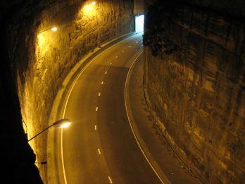 NIGHT -Cahill_expressway_loop