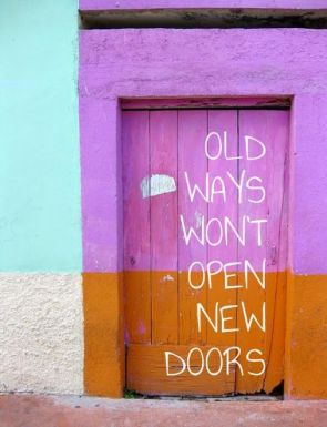 old ways