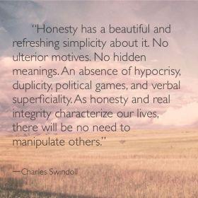 honesty 3